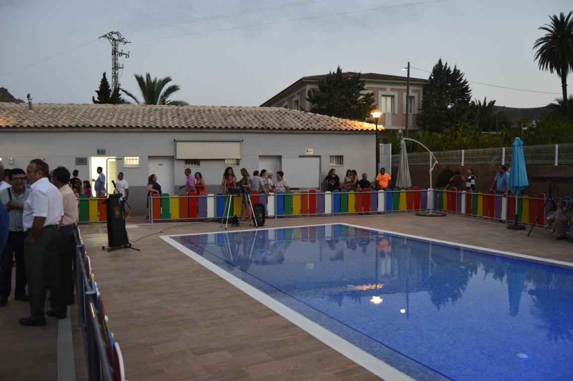 Ayuntamiento de oj s piscina municipal for Piscina municipal de salt